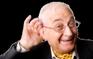 Older Gentlemen Transparent